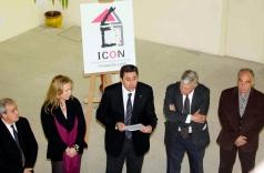 Inauguración Icon