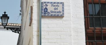 Placeta del Almirante
