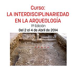 Curso: La interdisciplinariedad en laarqueología