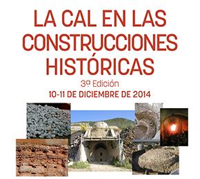 Curso: La cal en las construcciones históricas. 3ªEdición